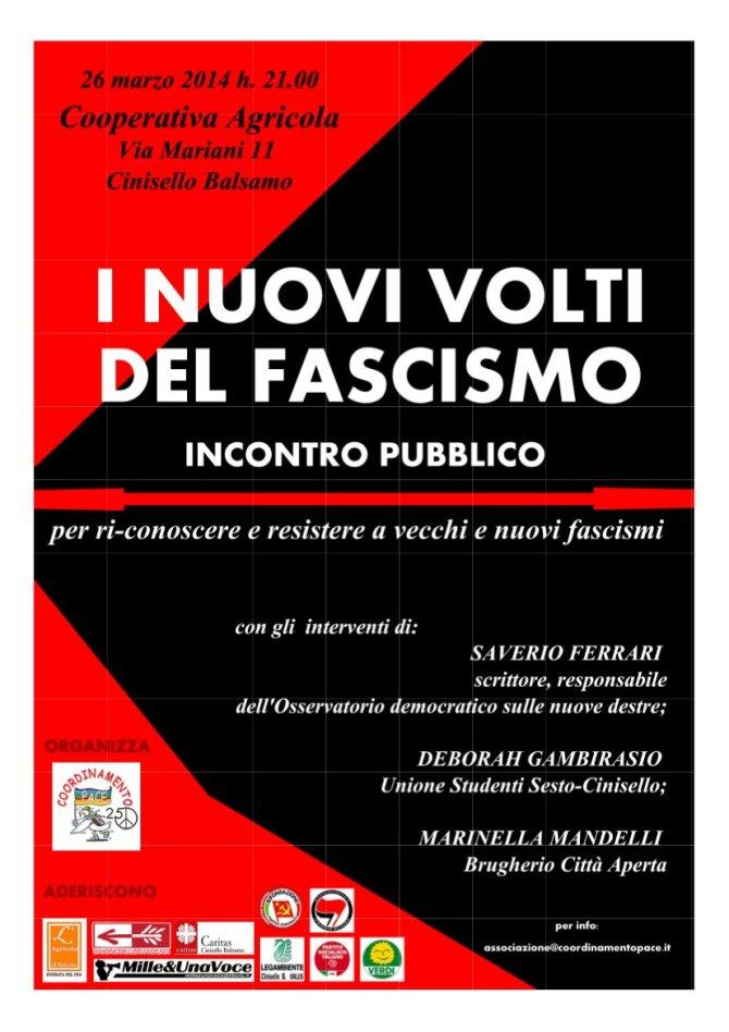 2014 i nuovi volti del fascismo