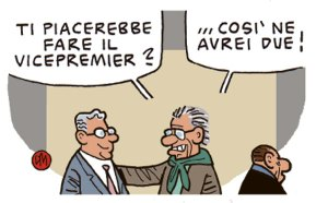 Asse Bossi - Tremonti