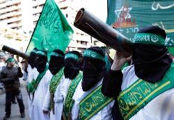 Miliziani di Hamas