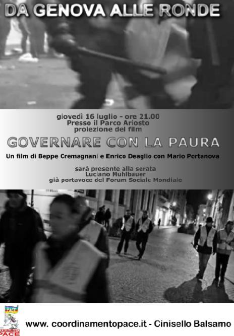 GovernareConLaPaura