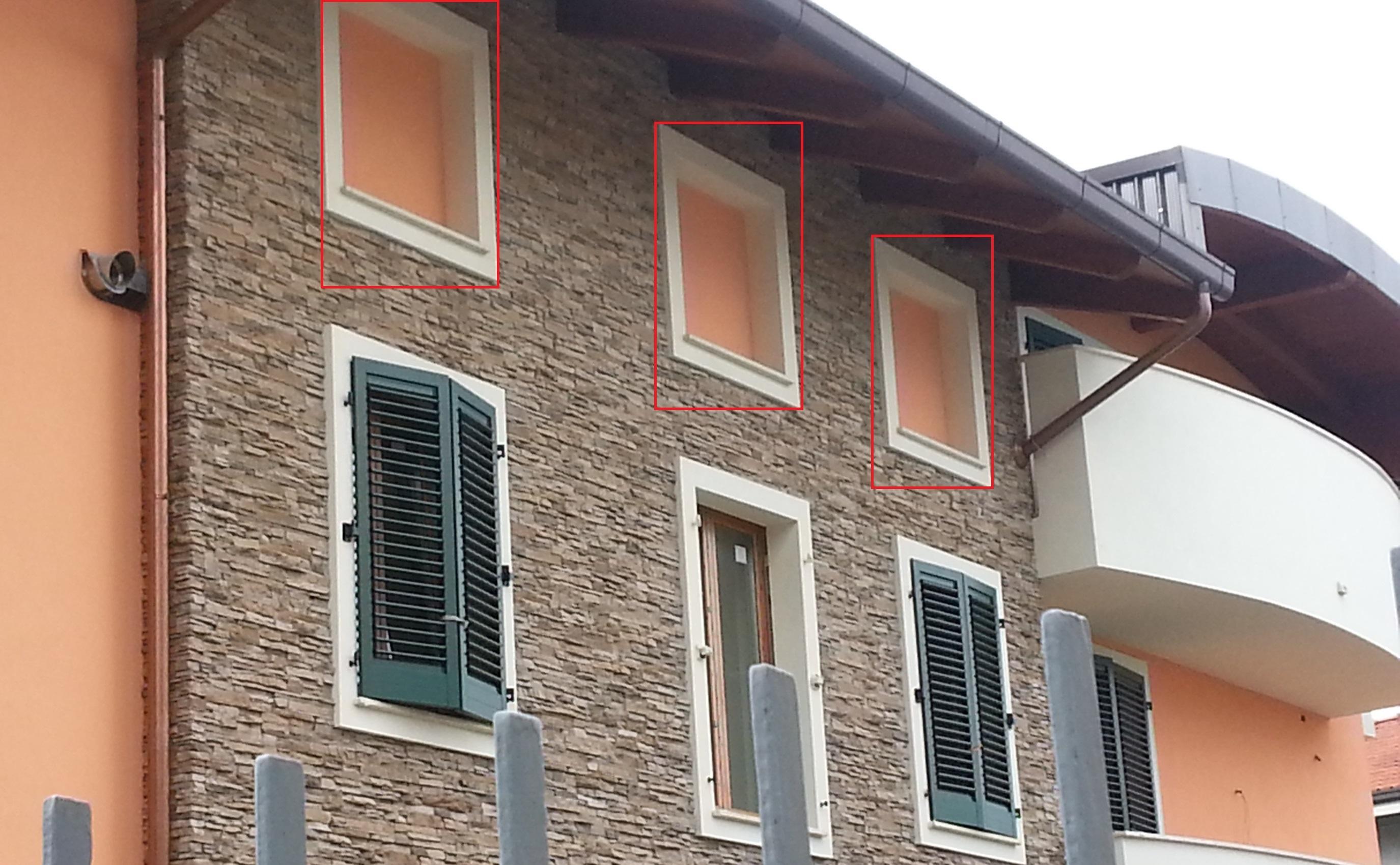 Sanatorie muggi citt perta - Cambio finestre ...